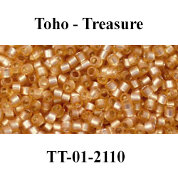 № 079 - Бисер Toho Treasure TT-01-2110