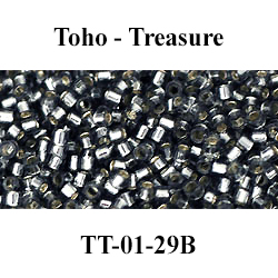 № 018 - Бисер Toho Treasure TT-01-29B