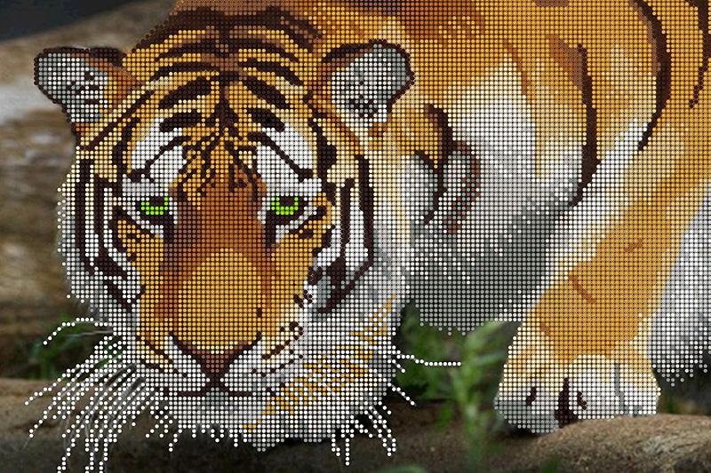 Схема 3318 - Тигр
