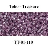 № 034 - Бисер Toho Treasure TT-01-110