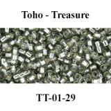 № 017 - Бисер Toho Treasure TT-01-29