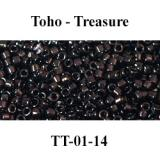 № 002 - Бисер Toho Treasure TT-01-14