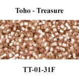 № 019 - Бисер Toho Treasure TT-01-31F